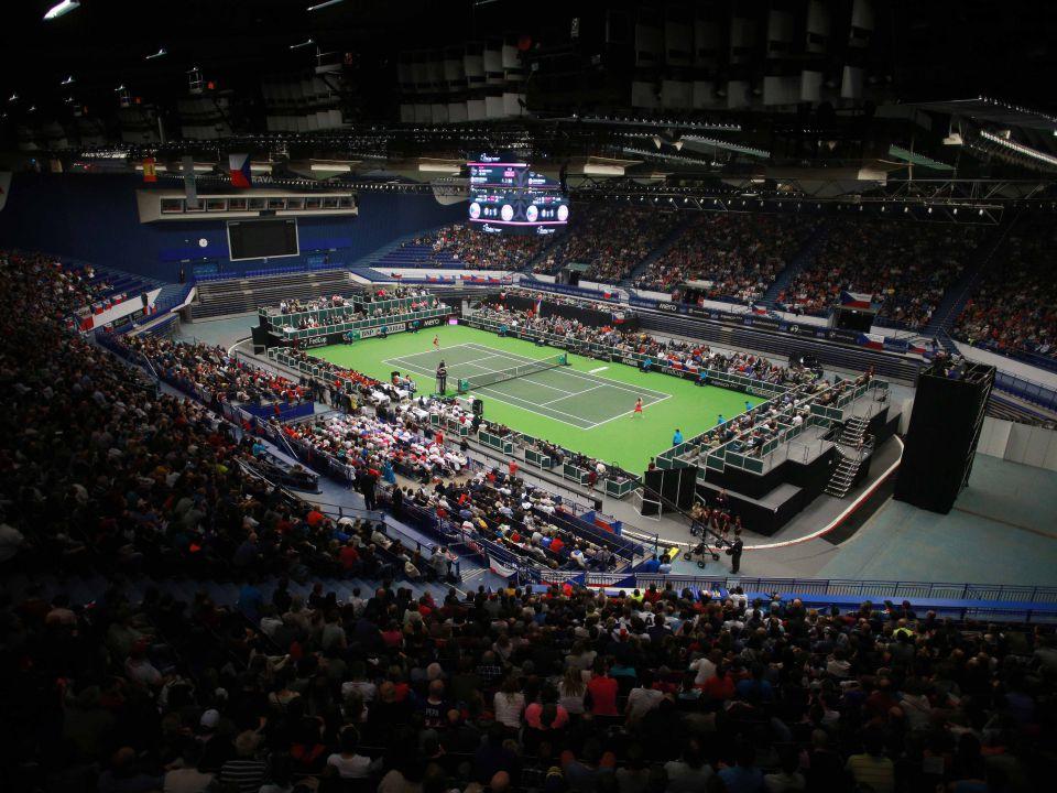 Ostravu čekají tenisové žně! V únoru se zde bude hrát Fed Cup i Davis Cup ab48453f62