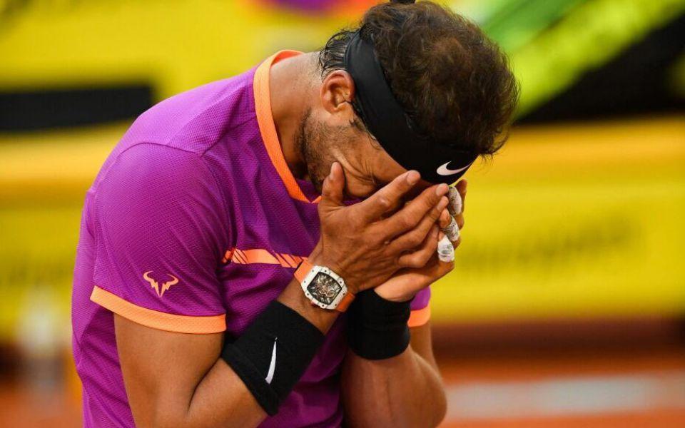Nadal Wimbledon 2021