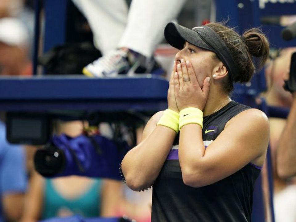 Andreescuová září v Indian Wells i díky meditaci.